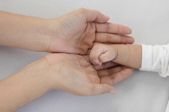 産後ケア腰の痛